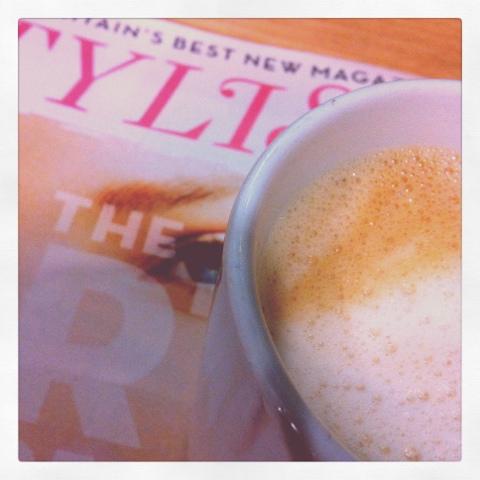 #1: The eggnog latte