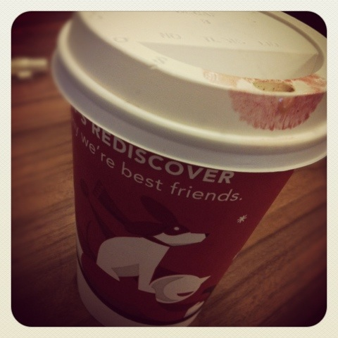 #4: The gingerbread latte