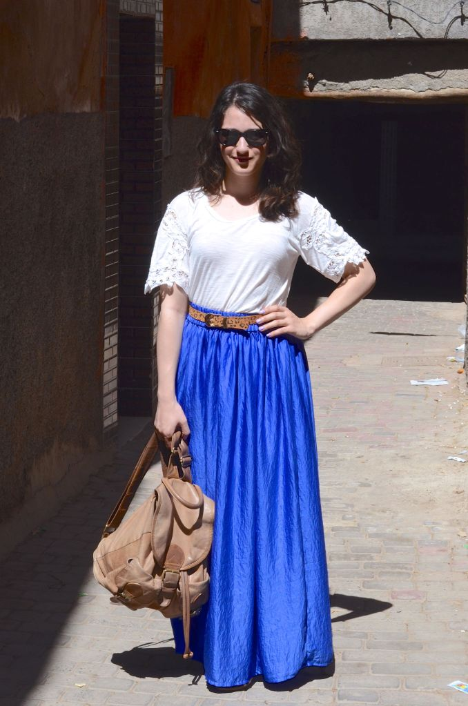 What I wore: holiday in Morocco
