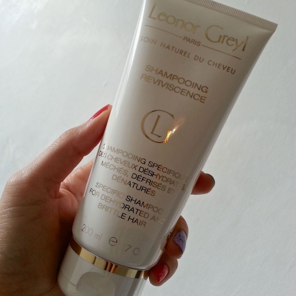 Review: trying out a Leonor Greyl haircare routine