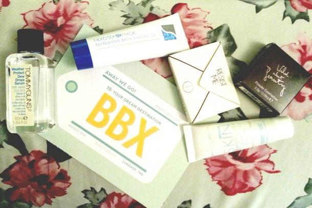 birchbox august 2014 2