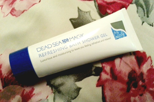 birchbox august 2014 dead sea spa