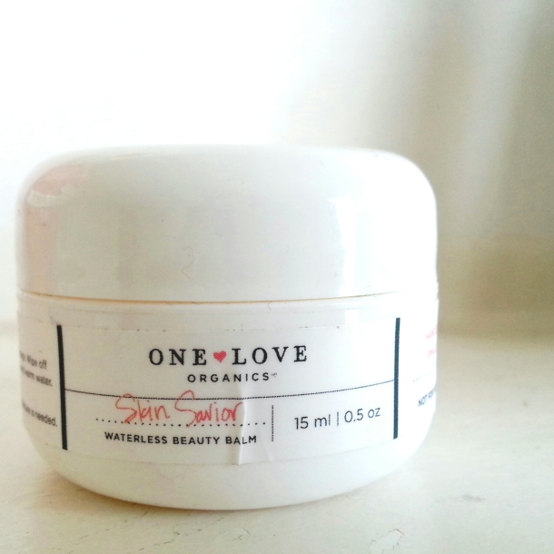 birchbox skin care one love waterless balm