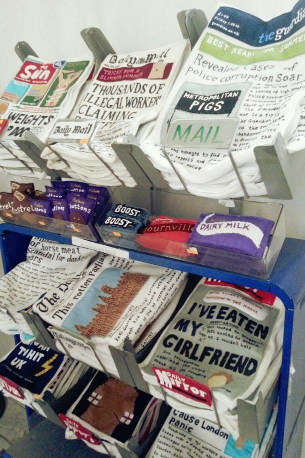 Cornershop - Newspapers