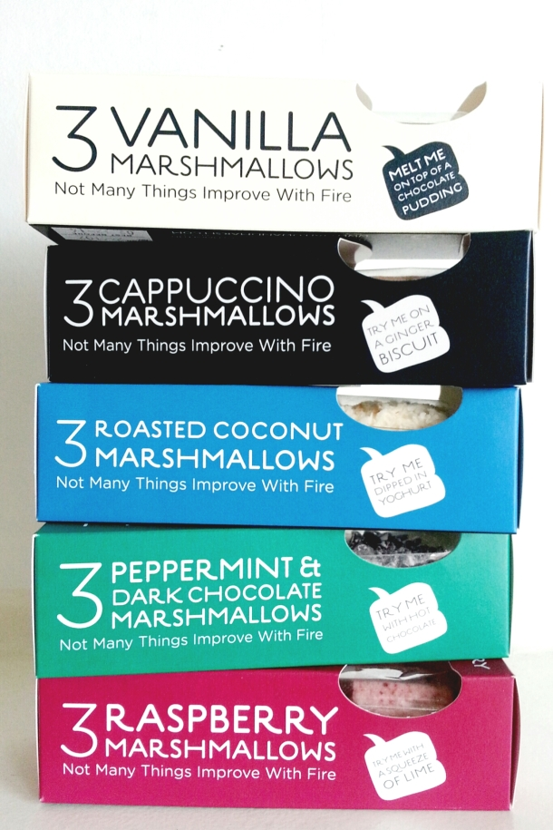 mallow and marsh all the flavours