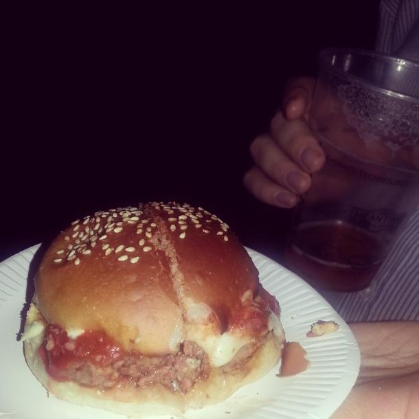 National Burger Day 2014 - Bleecker St Burger