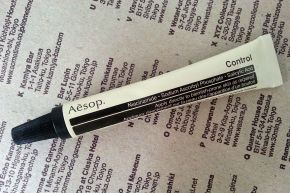 Review: Aesop ControlGel