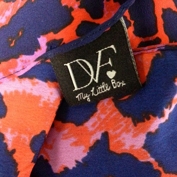 My Little Box review DVF 8