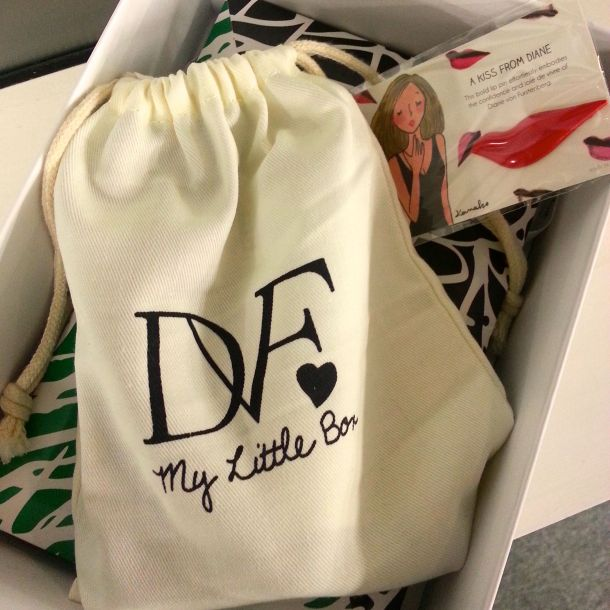 My Little Box review DVF 9