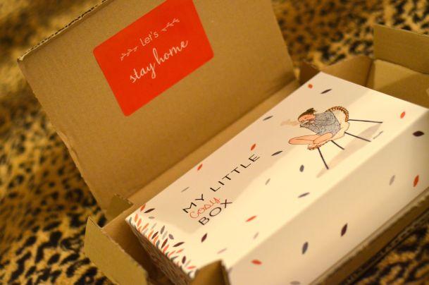 My Little Cosy Box - My Little Box November 01