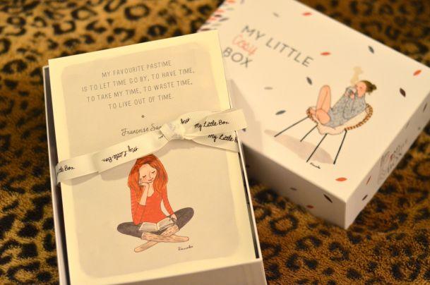 My Little Cosy Box - My Little Box November 02