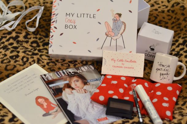 My Little Cosy Box - My Little Box November 13