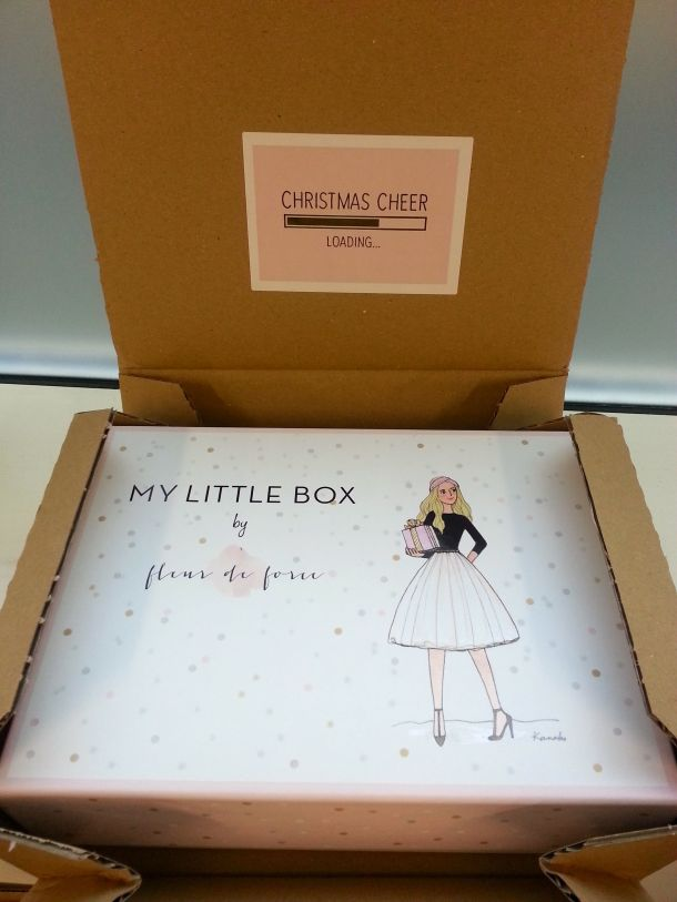 Fleur De Force My Little Box Collaboration December 01