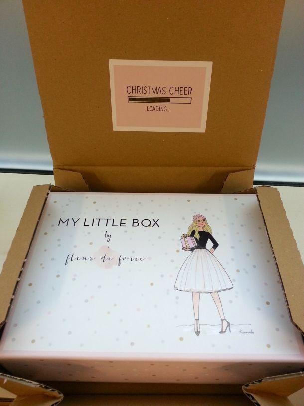Fleur De Force My Little Box Collaboration December 01