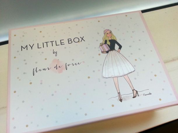 Fleur De Force My Little Box Collaboration December 03