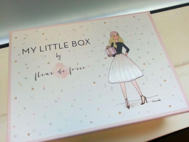 Fleur De Force My Little Box Collaboration December 03