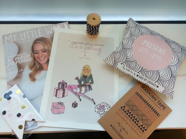 Fleur De Force My Little Box Collaboration December 05