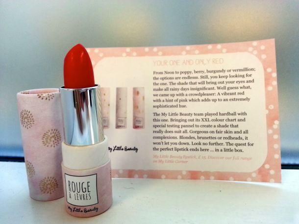 Fleur De Force My Little Box Collaboration December 09