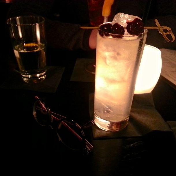 nyc bathrub gin cocktail