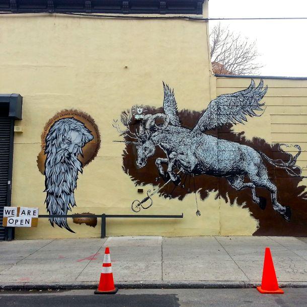 nyc brooklyn grafitti