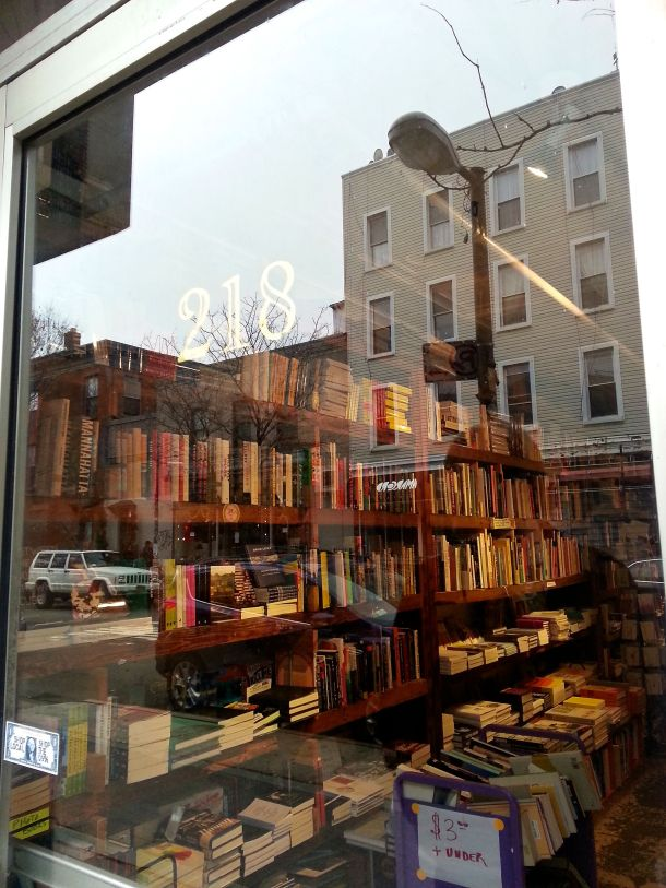 nyc brooklyn spooneill and sugartown books 2