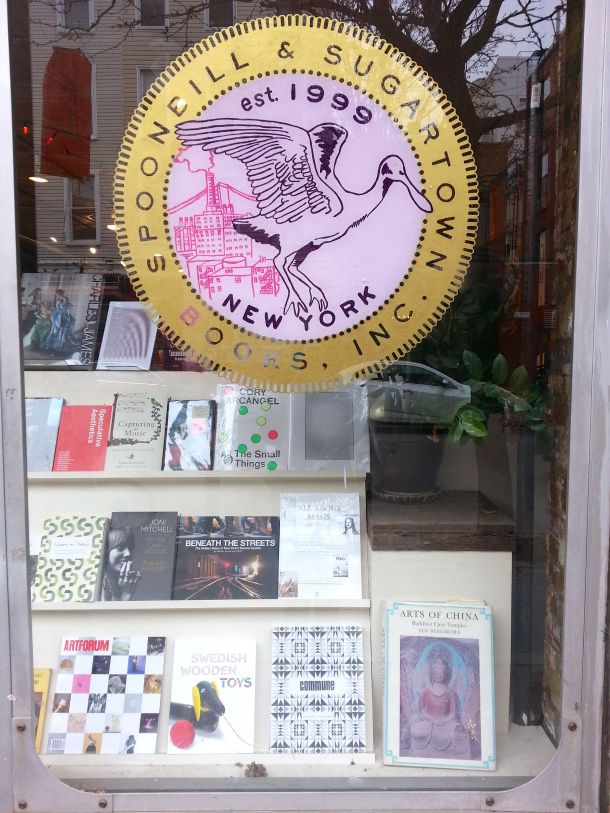 nyc brooklyn spooneill and sugartown books