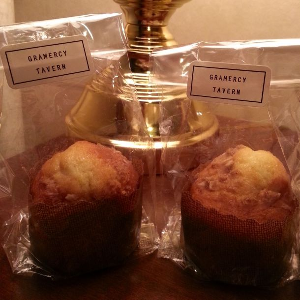 nyc gramercy tavern muffins to take home