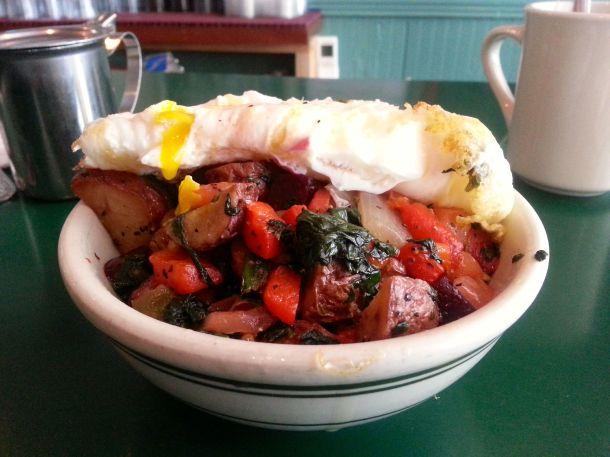 nyc jimmys diner brooklyn breakfast bowl