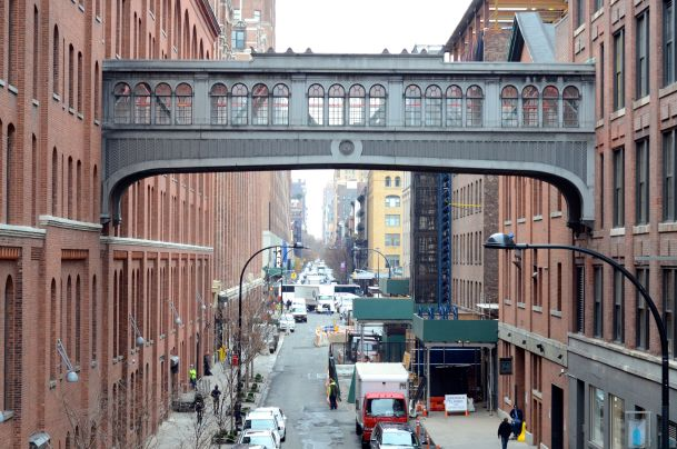 NYC The High Line 2