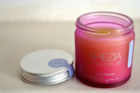 Review: Spiezia Made for Life Facial Cleanser