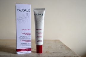 Reviewing my French beauty buys: Caudalíe Vinosource Moisturizing Matifying Fluid