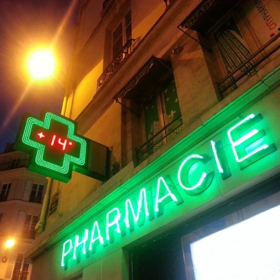 Le leader en parapharmacie  à votre service - Citypharma Du Four Bonaparte - Paris France Beauty Shopping