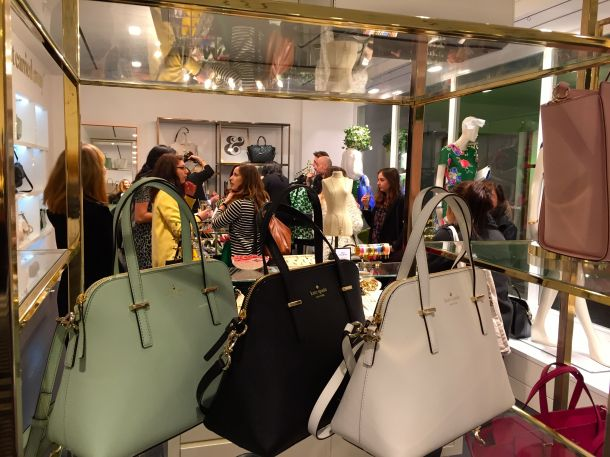 Kate Spade Event at Covent Garden London 18.03.2015  - 12