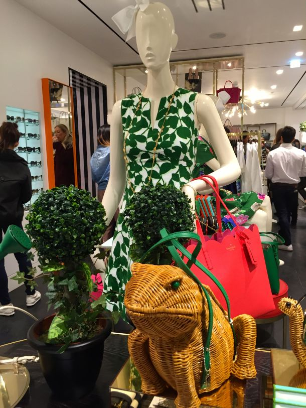 Kate Spade Event at Covent Garden London 18.03.2015  - 17