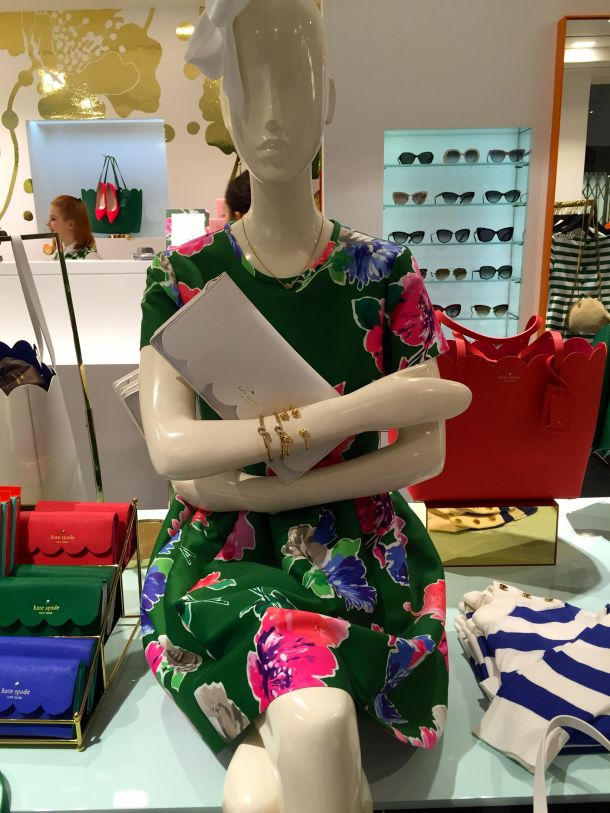 Kate Spade Event at Covent Garden London 18.03.2015  - 19