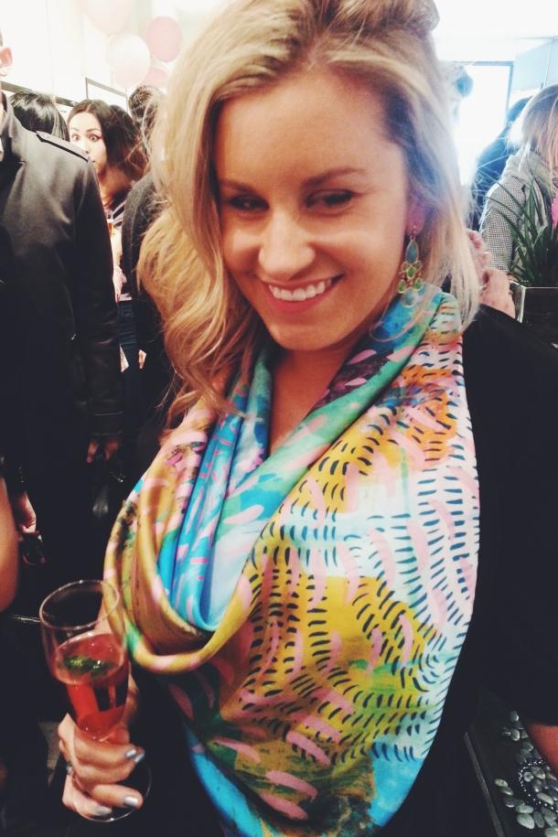 Liz Nehdi, designer