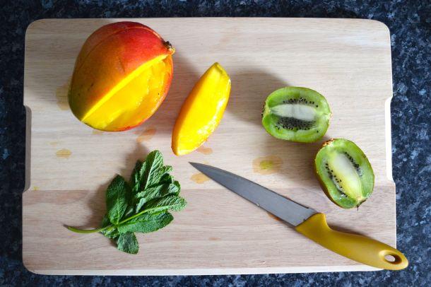 Mango Kiwi Mint Smoothie - 02