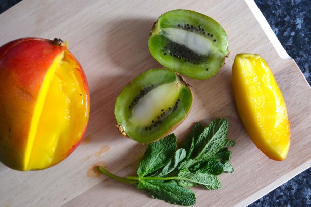 Mango Kiwi Mint Smoothie - 03