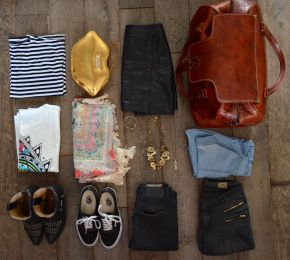 What I wore: a weekend trip toParis