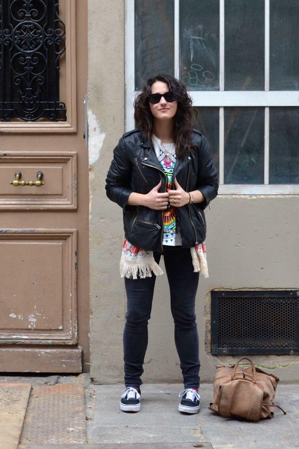 What I wore in Paris - 02