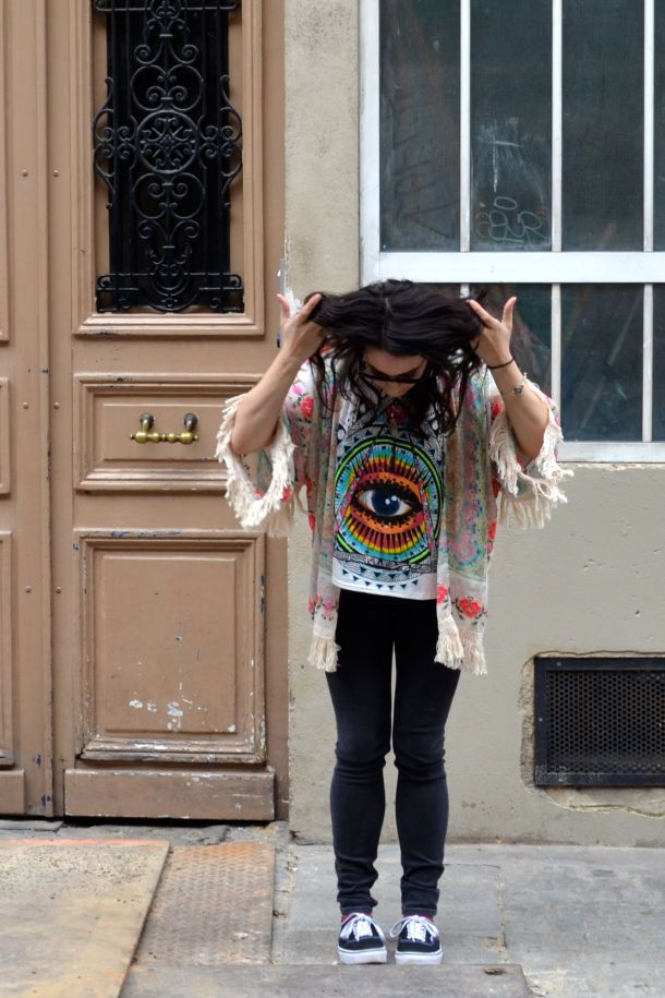 What I wore in Paris - 03