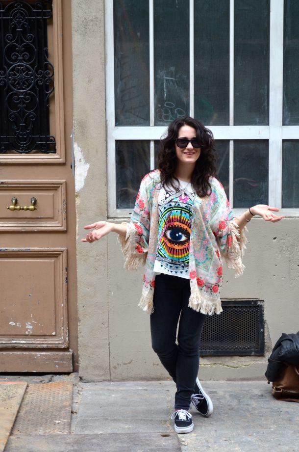 What I wore in Paris - 04