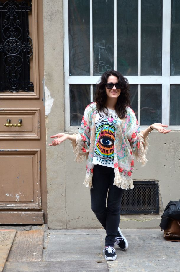 What I wore in Paris - 04