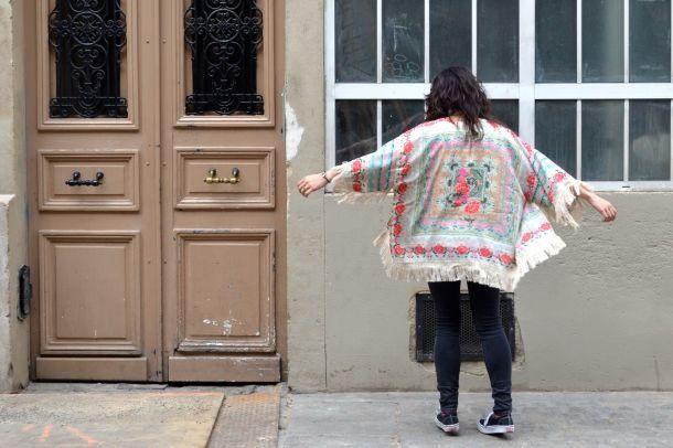What I wore in Paris - 06