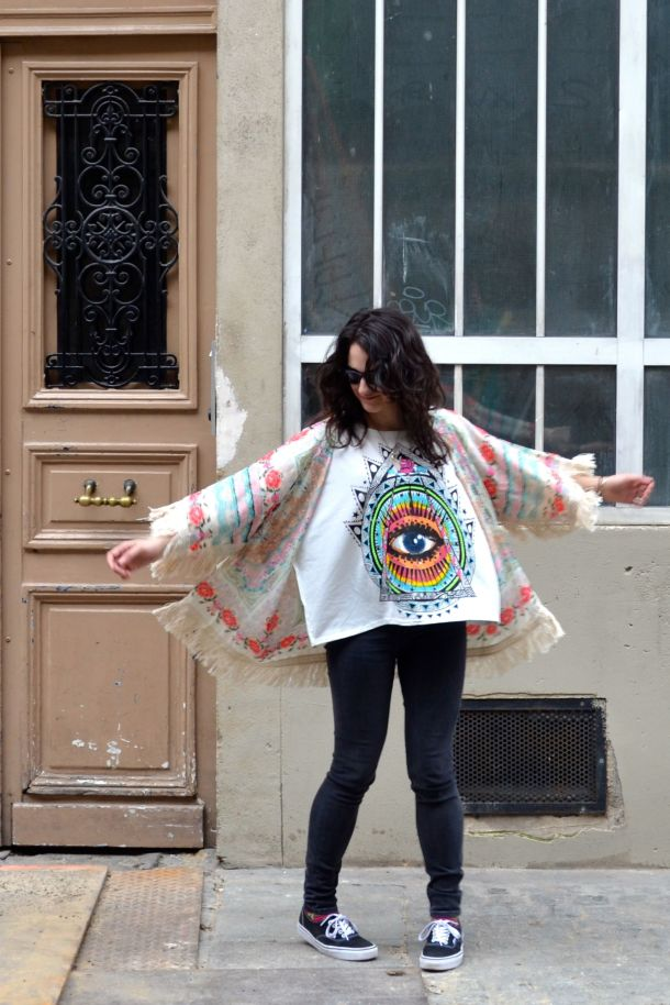 What I wore in Paris - 07