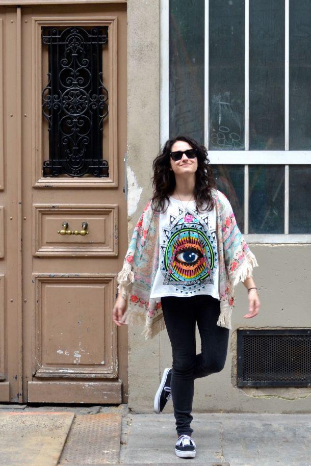 What I wore in Paris - 09