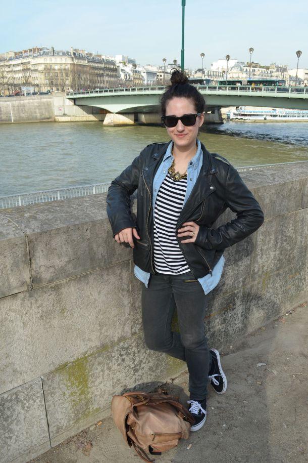 What I wore in Paris - 14