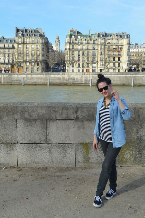 What I wore in Paris - 16