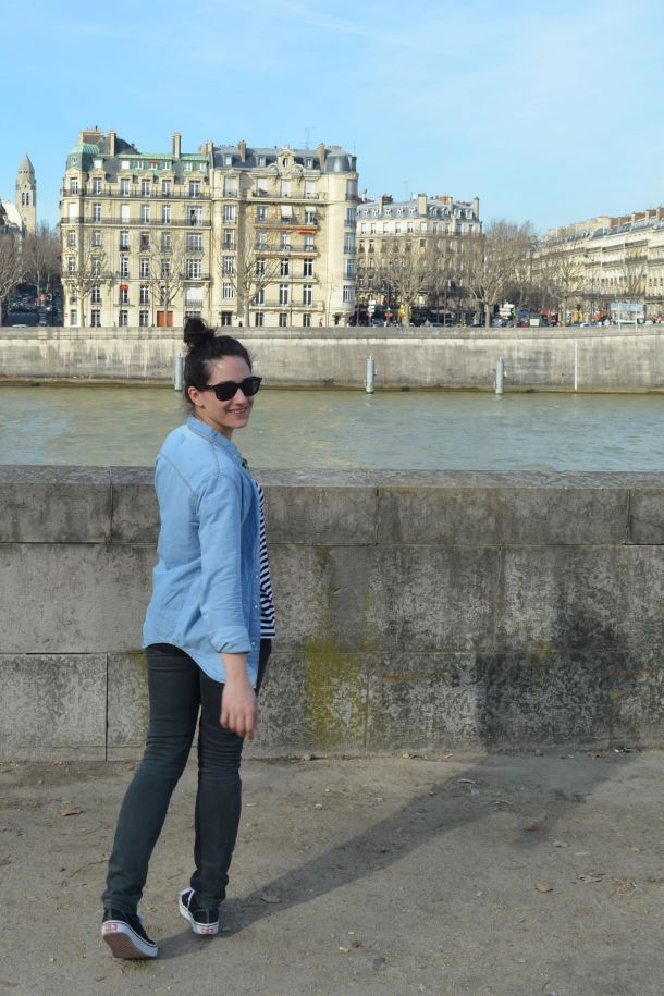 What I wore in Paris - 18