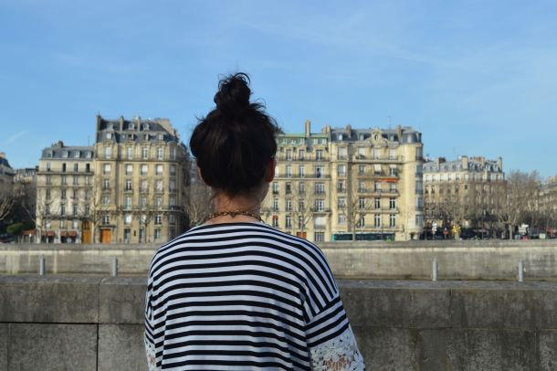What I wore in Paris - 19